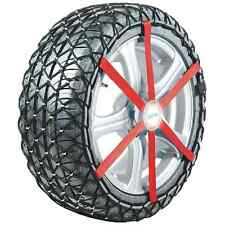 NEW Michelin Easy Grip Composite Car Snow Chains R12 MIC-R12 Fits Tyres Tyre