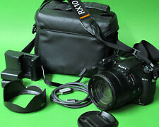 Sony DSC-RX10m3 Premium Bridge Kamera 20.1 Mpixel 25-fach optischen Zoom 4k 24-6