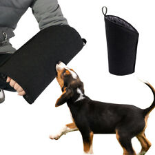 Soft Jute Young Dogs Bite Arm Sleeve Chew Toys Intermediate Pet Training Tools