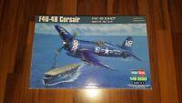 F4U-4B Corsair im Maßstab 1:48 von Hobby Boss (Art.-Nr. 80388)
