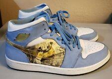 Nike Air Jordan 1 Retro 316269-142 Alpha UNC Edition Men's Sz: 13 Blue Authentic