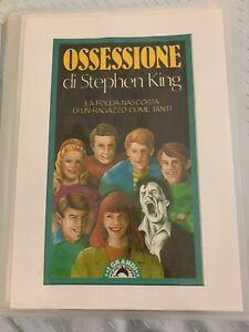 OSSESSIONE Stephen King i grandi tascabili bompiani