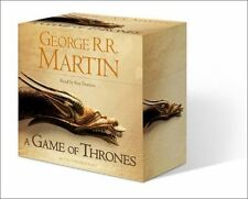 A Game of Thrones (A Song of Ice and Fire, Book 1) by George R. R. Martin (CD-A…