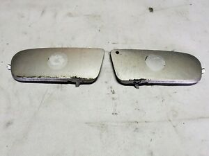 GENUINE BMW Z3 Mk1 E36 Fog Light Blanks Covers 8397865 8397866