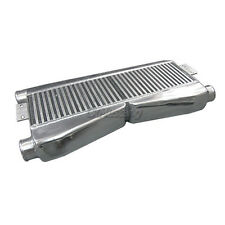 CXRacing TWin Turbo Dual 2in Bar & Plate Intercooler For Chevy v8