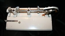 VTG Foothill 310 3-Hole Punch Industrial Grade EUC WORKS SMOOTHLY!