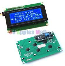 LCD Module Blue Screen IIC/I2C 2004 5V LCD Shield For Arduino Blue Screen