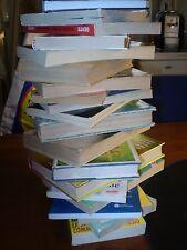 100 LIBRI narrativa e gialli di autori stranieri con base d'asta 0,75 cadauno