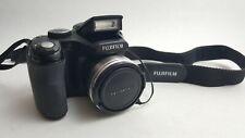 Fujifilm Finepix S800 Digital Black Camera 8.0 Mega Pixels Free Shipping