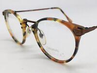 Opticstudio DENMARK True Vintage 1980er 101 Panto Rund Classic 46-23 Medium