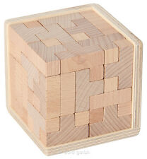 Der T-Würfel Gedulspiel 3D-Puzzle