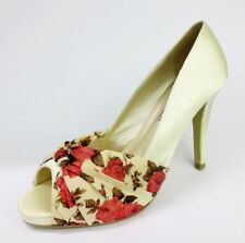 Special Occasion Satin Standard Width (D) Shoes for Women
