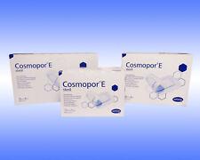 3er Set Cosmopor E steril, Wundpflaster/Wundverband 7,2 x 5cm, 10 x 8cm, 15 x8cm