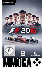 F1 2016 Key - PC Spiel - Steam Digital Download Code Formel 1 16 Neu [PC][DE/EU]