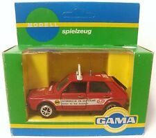 1:43 Scale Gama 8952 Volkswagen Golf Mk.1 - AvD - Automobilclub Deutsch - MIB
