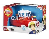 Fireman Sam Titan Vehicle