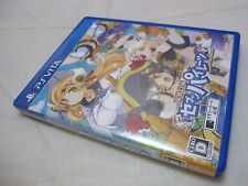 7-14 Days to USA. USED SONY PS Vita Genkai Tokki Seven Pirates Japanese Version
