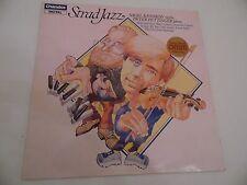 "STRAD JAZZ . Nigel kennedy & Peter Pettinger . 12"" 33rpm LP Record . 1984 . Jazz"