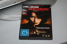 Vergebung Stieg Larsson Millenium Triologie DVD #80