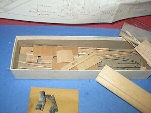 HO Northeastern Scale Models kit: B&M 61' Combine passenger car. Wood. C-9 bd