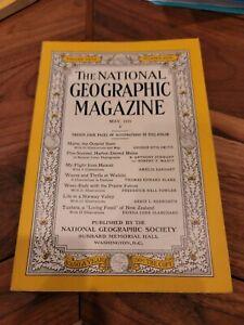 NATIONAL GEOGRAPHIC MAGAZINE MAY, 1935 Vol. LXVIII, No. 5 Earhart Hawaii Maine