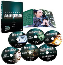 Alejandro Amenabar Collection (5 Films) NEW PAL Cult 6-DVD Set P. Cruz Spain