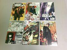 HUMAN TARGET #1-6 DC  FOX TV