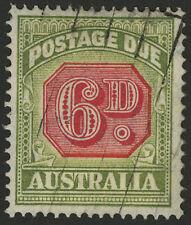 Australia   1938   Scott # J 69    USED