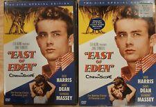 East of Eden 2-Disc Special Edition Widescreen DVD James Dean, Julie Harris NEW.