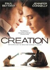 Creation ~ Paul Bettany Jennifer Connelly ~ DVD WS ~ FREE Shipping USA