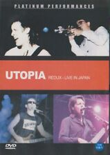 Utopia: Redux Live in Japan (1992) DVD NEW **FAST SHIPPING**
