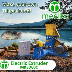 Elektrik Extruder damit Ihre Eigene Tilapia Fischfutter - Mked060c