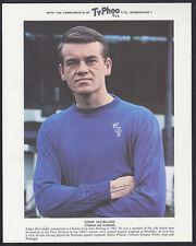 Ty-Phoo - International Fooball Stars 1967/68 - Eddie McCreadie - Chelsea