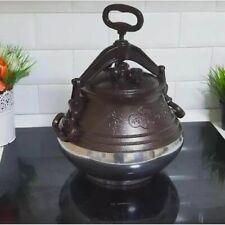 Aluminum Kazan cauldron Afghan new Afghan cauldron pressure cooker 10 liters