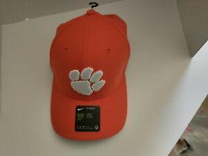 Clemson Tigers Nike Logo 99 Swoosh Performance Flex Hat