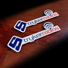 stryker radio decal sticker for cb radio ham radio electronics