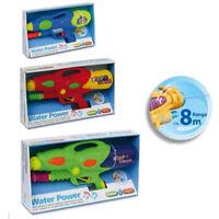 Wasserpistole Wasserkanone Wassergewehr Watergun Soaker Spritzpistole Maro-toys