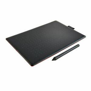 Wacom One by Wacom medium Grafiktablet Stift Usb 16:10 Pc Mac 277x189 mm