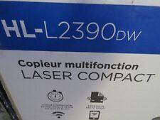 Brother HL-L2390DW Monochrome Wireless Duplex Laser Printer