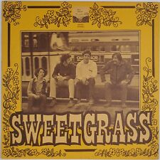 SWEETGRASS: Self Titled '72 Blue Canyon BLUEGRASS Vinyl LP Rare NEAR MINT