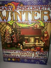"""Mary Engelbreit Illustrated Book """"Winter"""" Craft Projects By Charlotte Lyons"""