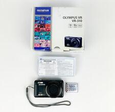 Olympus V Series VR-310 14.0MP Digital Camera - Black NO CHARGER