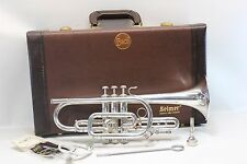 NICE Bach Stradivarius 37 ML Bb PRO CORNET Horn Professional with Case Mouthpice