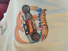 Hot Wheels T - Shirt  Bone Shaker