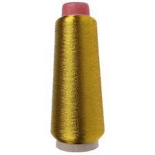 1pcs Polyester Sewing Thread Machine Hand All Purpose Silver Golden