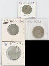 Saudi Arabia 4 coins 1937 1/4 Ghirsh 1959 2 Ghirsh 1928 1/2 Ghirsh
