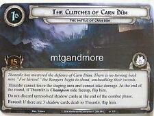 Lord of the Rings LCG  - 1x The Clutches of Carn Dum  #125 - The Battle of Carn