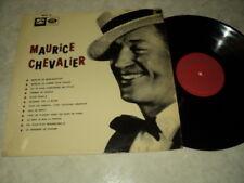 MAURICE CHEVALIER 33 TOURS BELGIQUE MARCHE DE MANILMONTANT