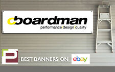 Boardman Bicycles Banner PVC Sign for workshop, garage, C Boardman Bike