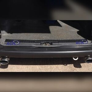 VW T4 Transporter Rear Threshold Cover Inner door Trim Single rear door only ACH